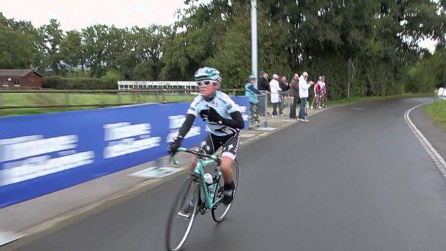 «Envie de t'amuser, adopte le vélo»